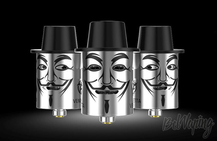 Внешний вид Fumytech Vendetta RDA