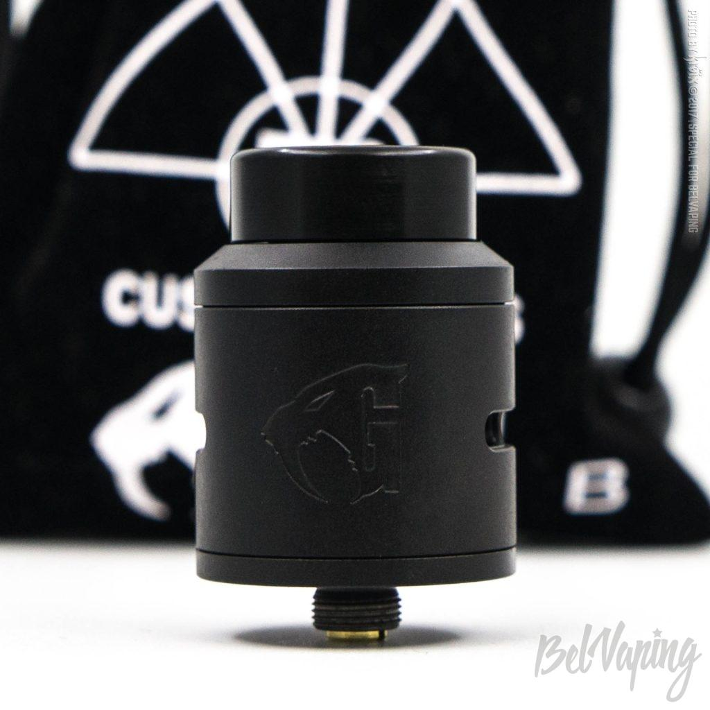 Внешний вид Goon 1.5 RDA от 528 Custom Vapes