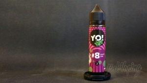 Обзор жидкостей YO! Vape #8 FRUIT TEA