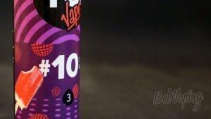 Обзор жидкостей YO! Vape #10 ICE GRAPE RASPBERRY
