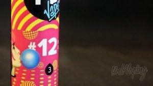 Обзор жидкостей YO! Vape #12 BUBBLE GUM