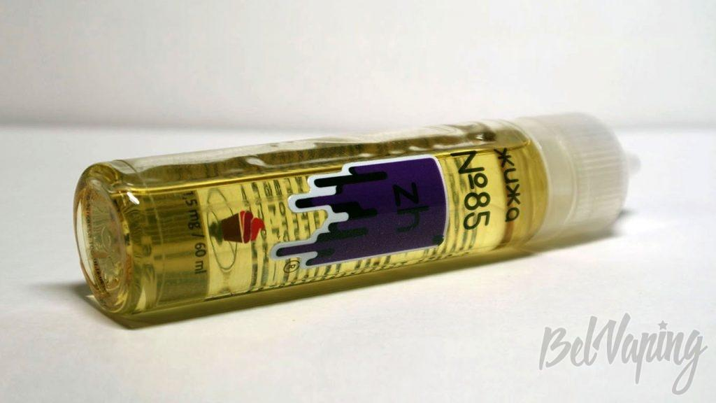 Обзор жидкости {Жижа} - вкус №85