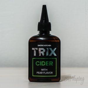 Жидкость TRIX - CIDER with pearl flavor