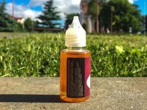 Жидкость VPL II - Strawberry Steamcake