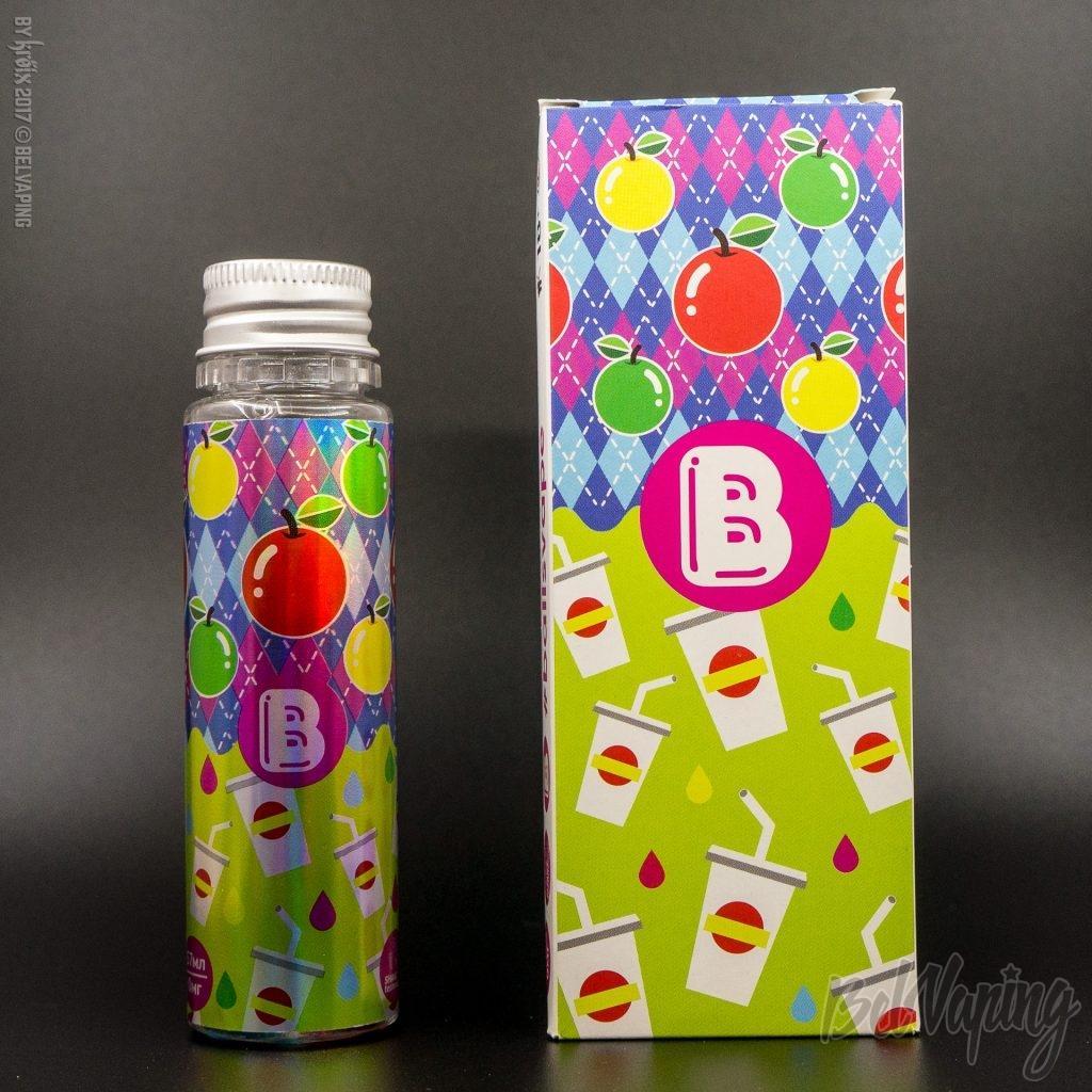 Жидкость Balls - Apple Juice