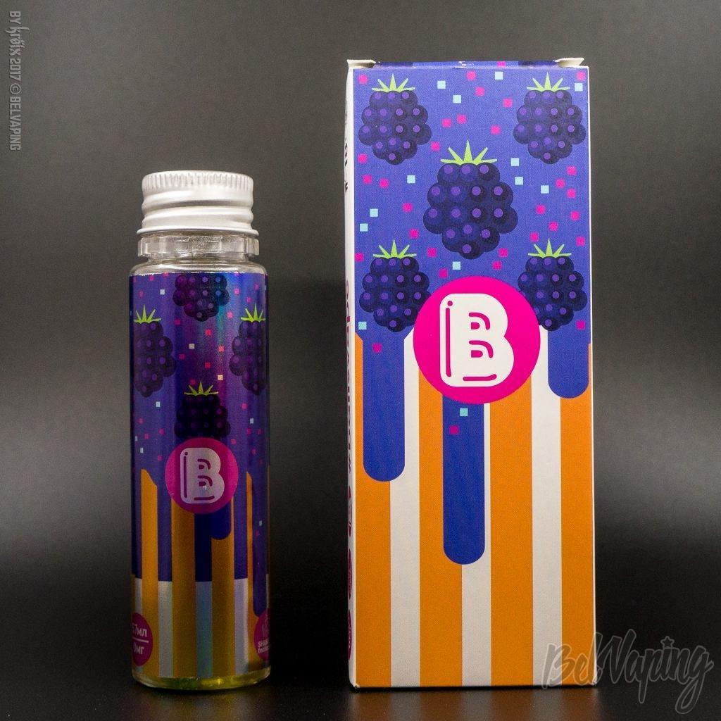 Жидкость Balls - Blackberry Sorbet