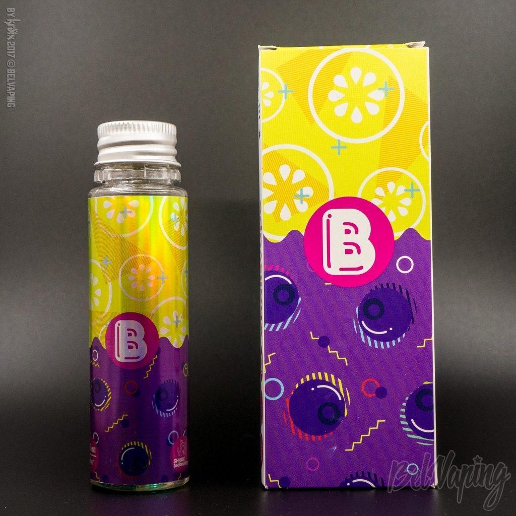 Жидкость Balls - Lemon Pie Blueberry