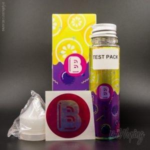 Содержимое коробки жидкости Balls