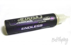 Этикетка жидкости Medusa Juice