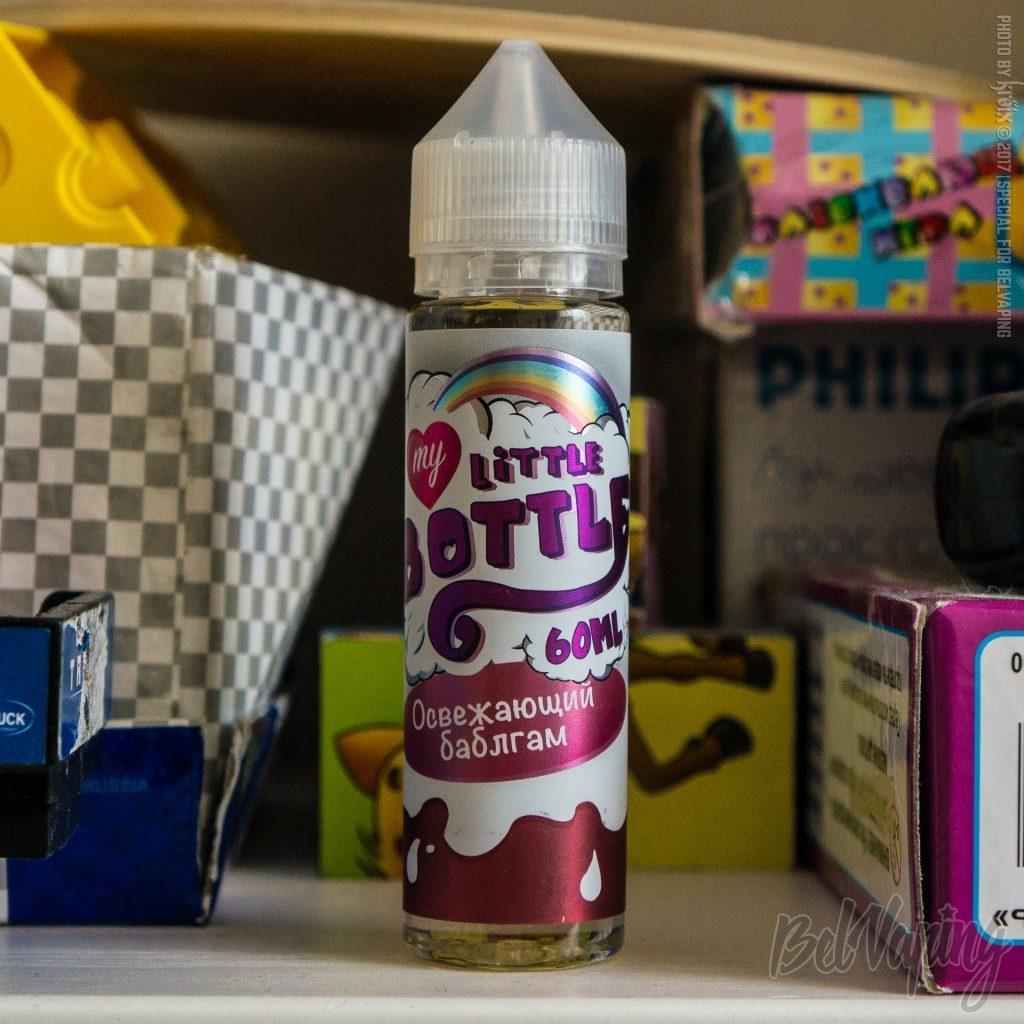 Жидкость My Little Bottle - Освежающий баблгам