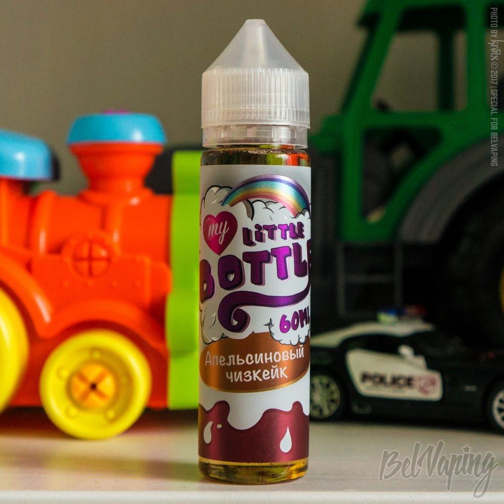 Жидкость My Little Bottle - Апельсиновый чизкейк
