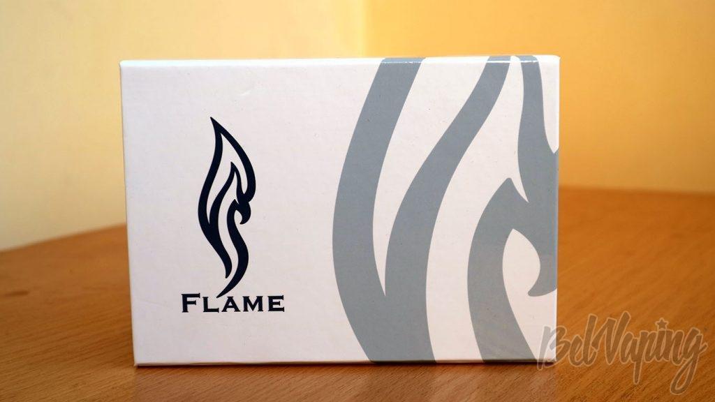 Обзор ароматизаторов Flame Flavour. Подарочная упаковка