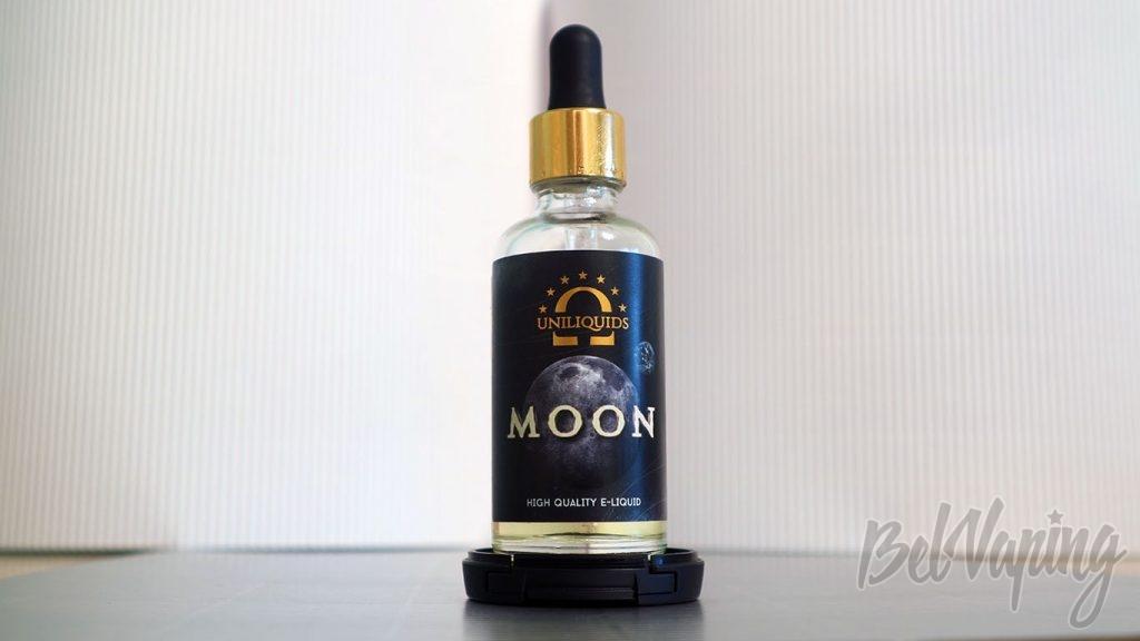 Обзор жидкости UNILIQUIDS - вкус MOON