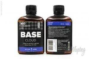 Основа BASE CLOUD Smoke Kitchen 100мл