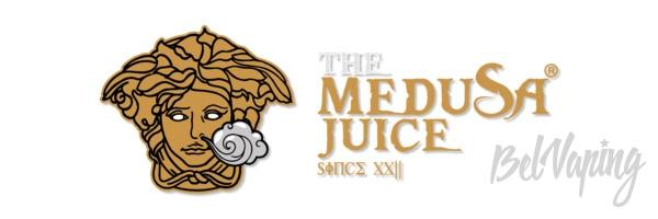 Логотип компании The Medusa Juice
