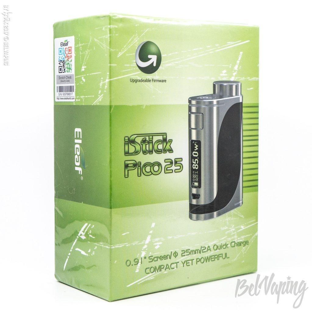 Упаковка iStick Pico 25 85W