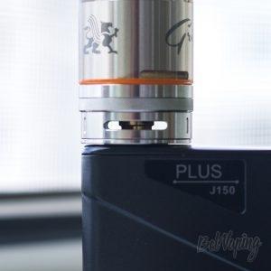 Sigelei J150 PLUS с 25мм атомайзером