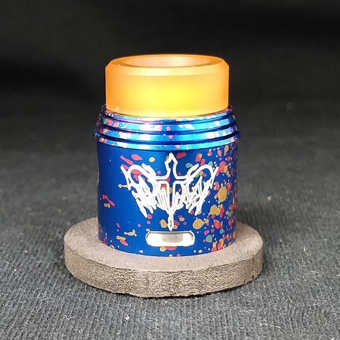 Внешний вид Armageddon MFG Rapture RDA