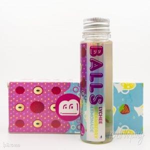Жидкость Balls — Lychee Strawberry Lemonade