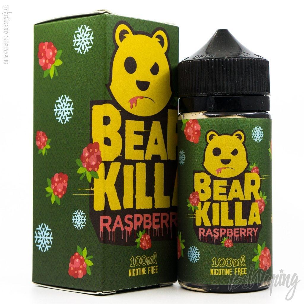Жидкость Bear Killa - Raspberry