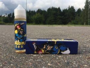 Жидкость Cloudman - Z.O.D.