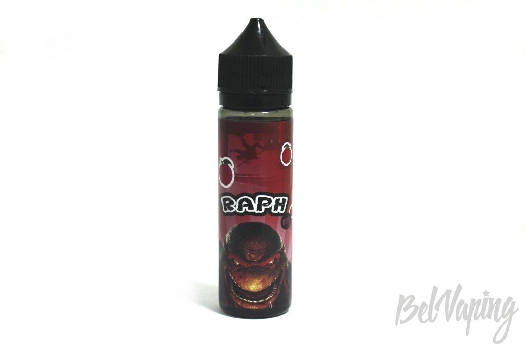 Жидкость Cowabunga - Raph