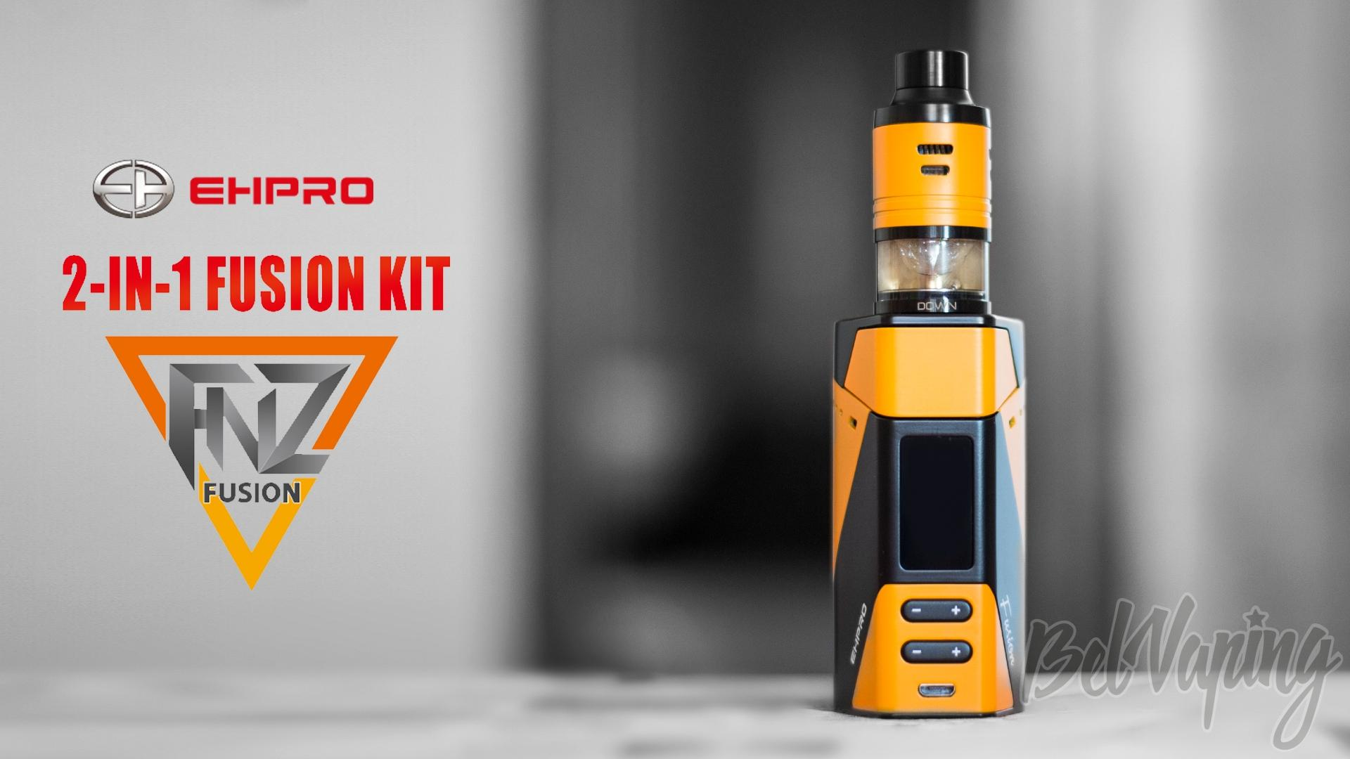Обзор EHPRO 2-in-1 Fusion Kit