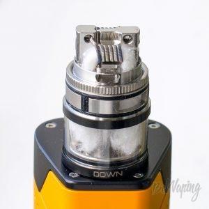 Укладка ваты в бакодрипку EHPRO 2-in-1 Fusion Kit