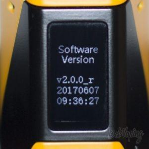 Версия прошивки EHPRO 2-in-1 Fusion Kit