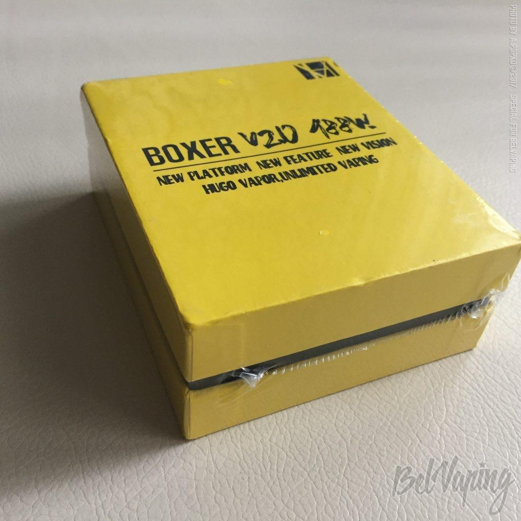 Упаковка Boxer v2.0 188W