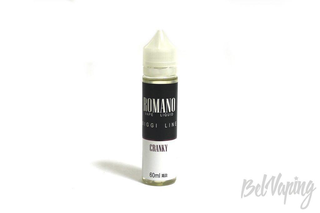 Жидкость Romano - Cranky