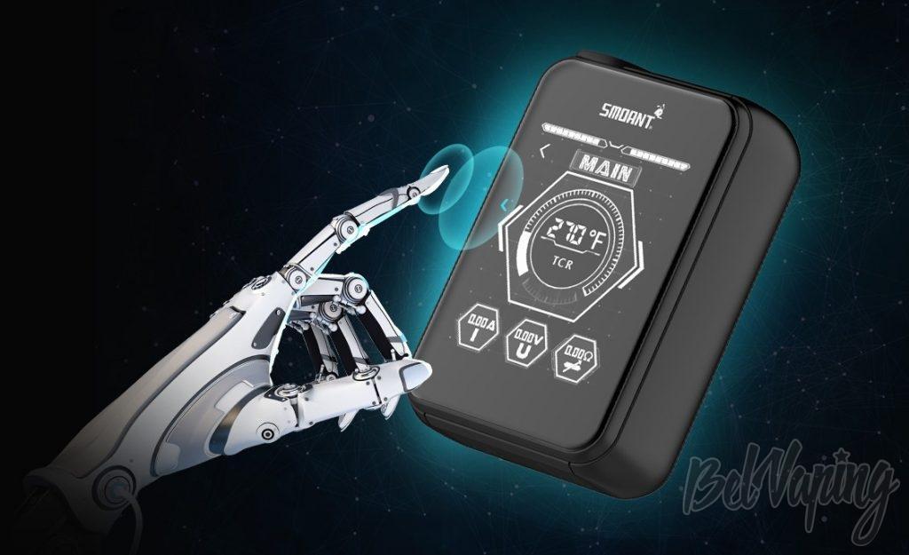 Дисплей Smoant Charon TS 218W