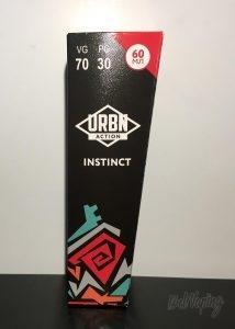 Жидкость URBN Action - Instinct
