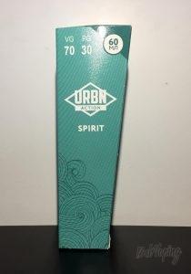 Жидкость URBN Action - Spirit