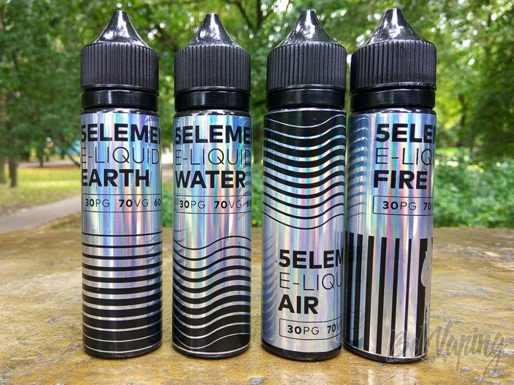 Жидкости 5 ELEMENT