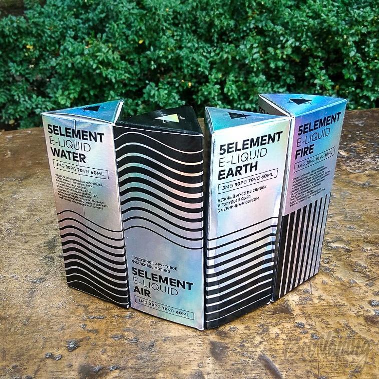 Упаковка жидкости 5 ELEMENT