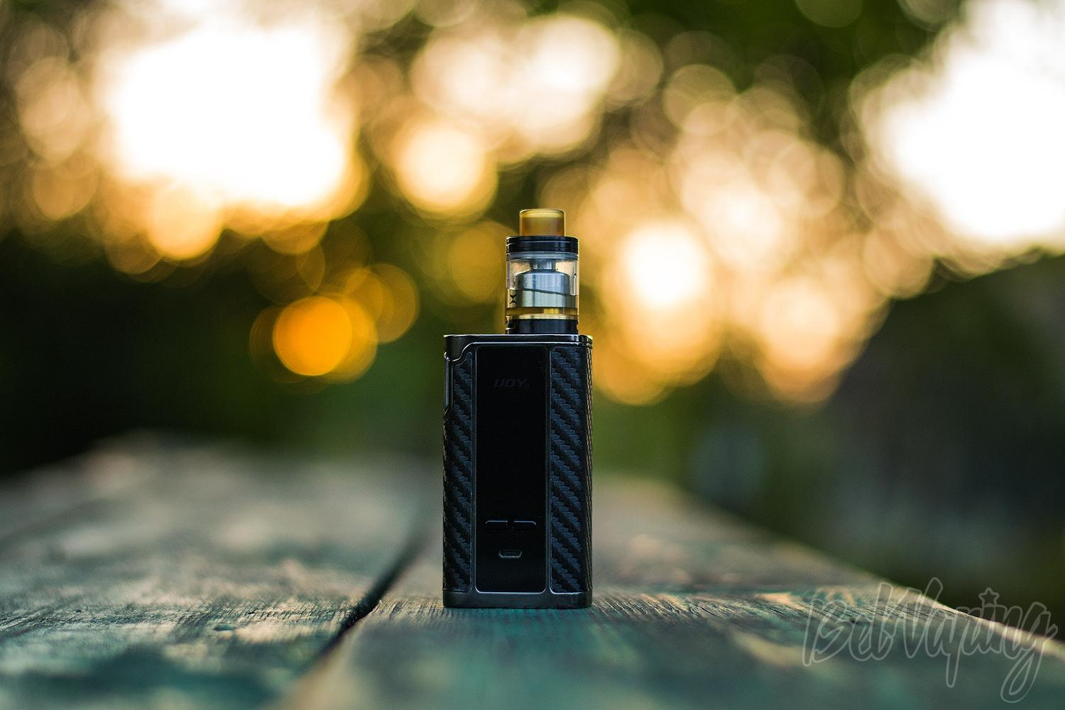 KAEES Solomon RTA/GTA на боксмоде IJOY Captain PD270