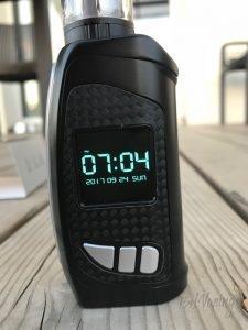IPV Eclipse Uhr/Часы