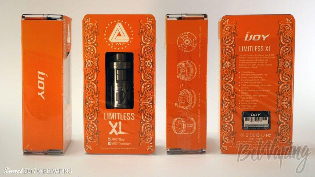 Limitless XL Суперобложка