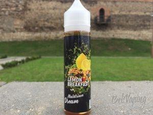Жидкости Malaysian Dream - Lemon Breakfast