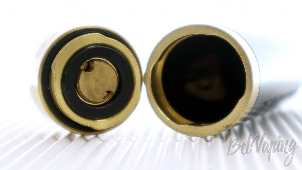 Обзор набора Wonder Vapeco 270 KIT - крепление кнопки