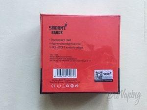Упаковка Smoant Rabox