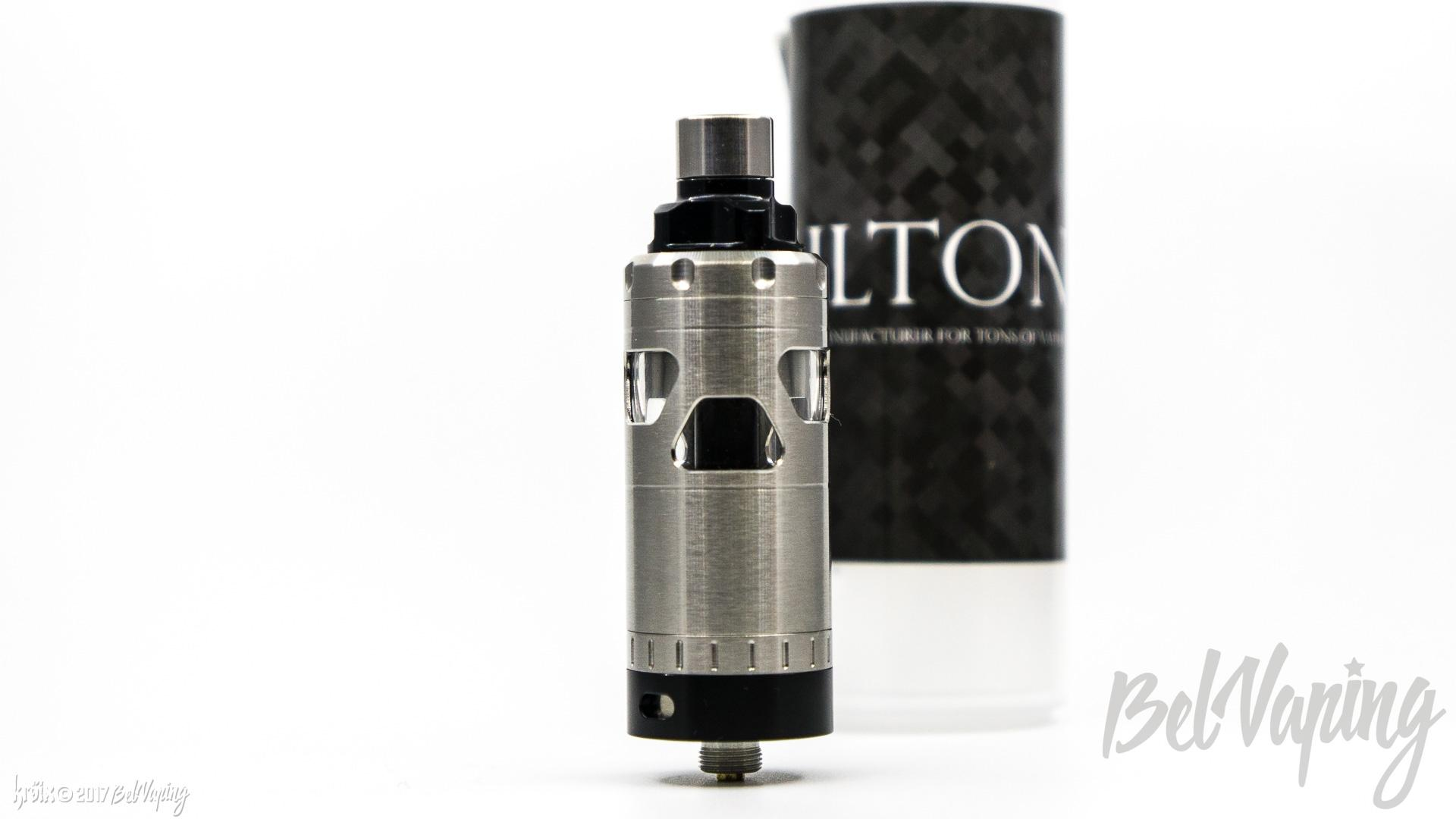 Обзор клона SQuape E[motion] RTA - Ulton Emotion 316SS