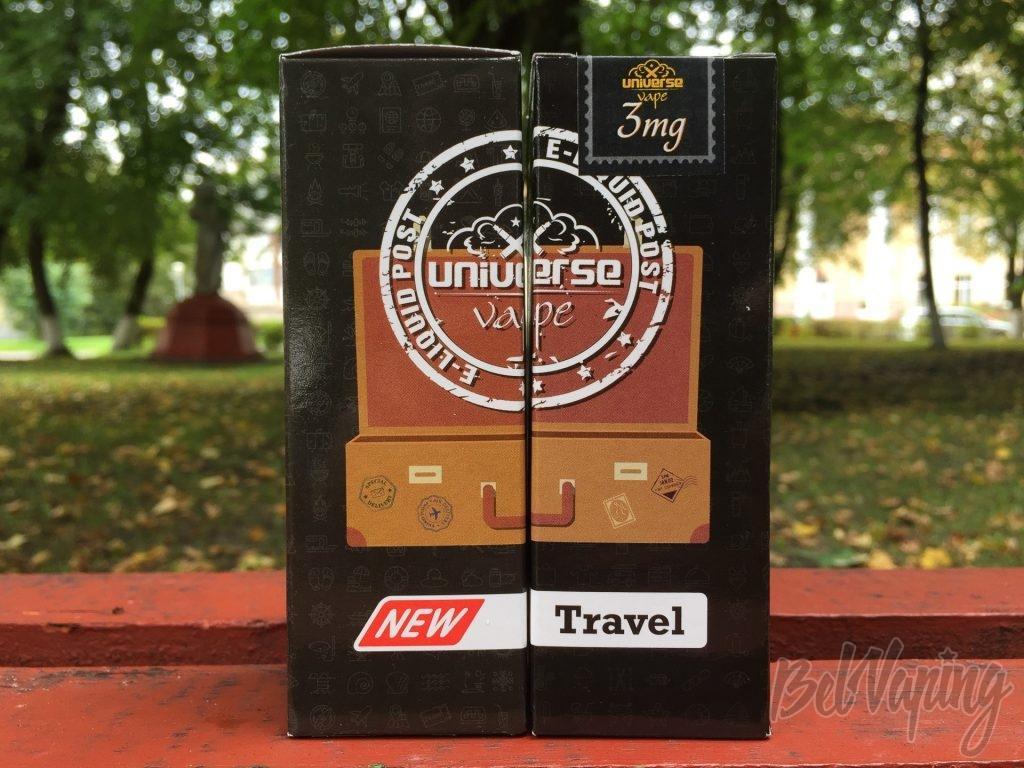 Упаковка жидкости Travel