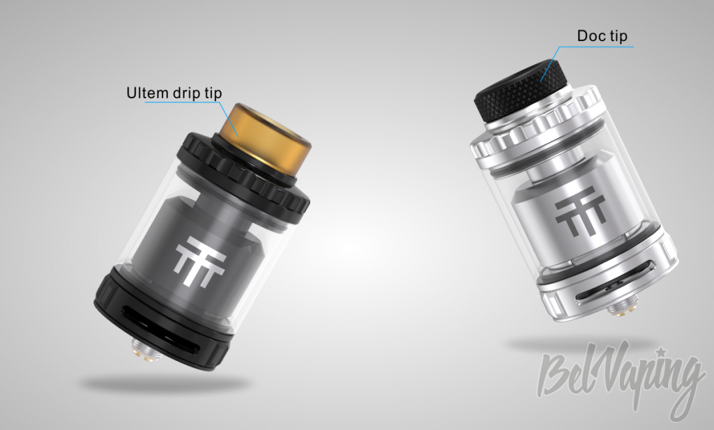 Дрип типы Vandy Vape Triple 28 RTA