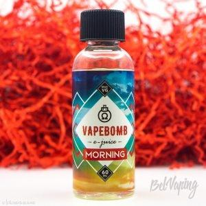 Жидкость VAPEBOMB - Morning