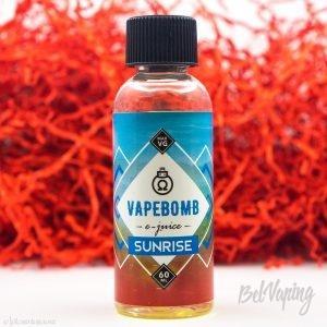 Жидкость VAPEBOMB - Sunrise