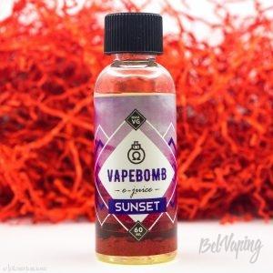Жидкость VAPEBOMB - Sunset