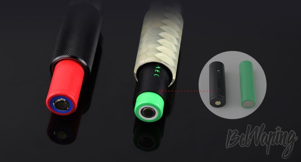 Аккумуляторы в Wismec Reuleaux RX Machina