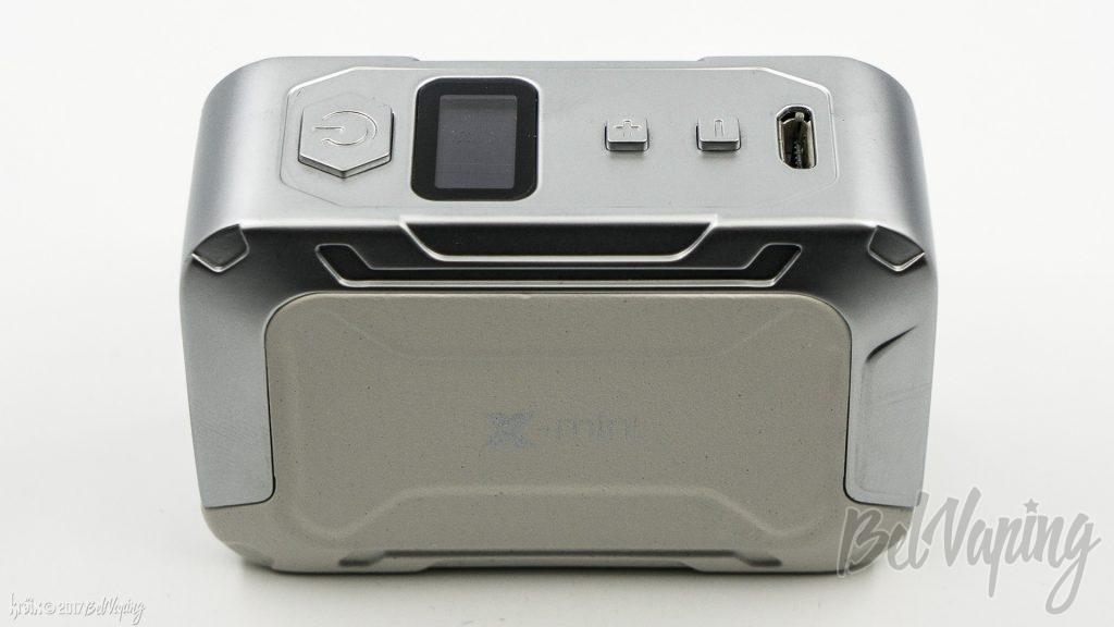 Экран и кнопки iKarno X-Mini